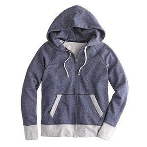 J Crew Weekend zip hoodie